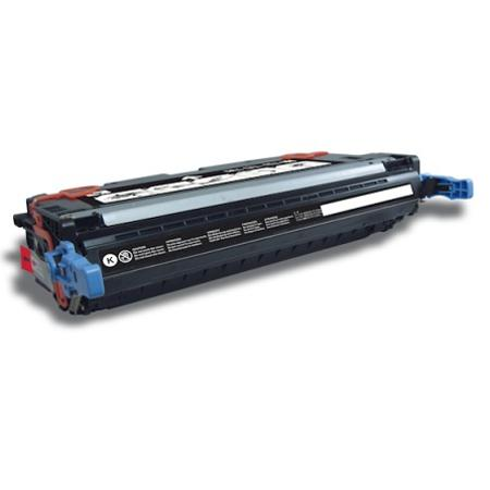 HP Color LaserJet Q6460A Remanufactured Black Toner Cartridge