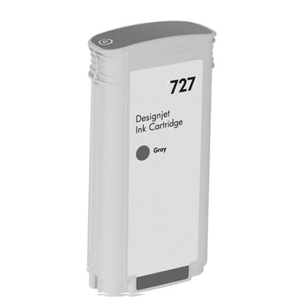 HP 727 (B3P24A) Grey Remanufactured High Capacity Ink Cartridge