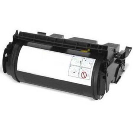 Compatible Black Lexmark 12A0725 Micr Toner Cartridge