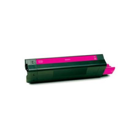 OKI 43324418 Remanufactured Magenta Toner Cartridge