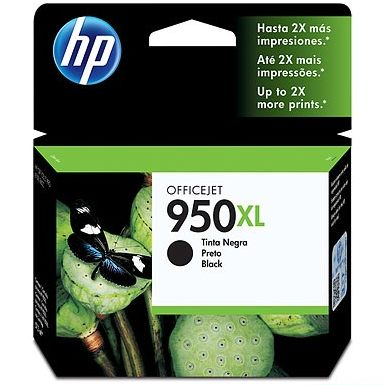 HP 950XL (CN045AN) Black Original High Capacity Officejet Ink Cartridge