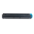 OKI 43502301 (Type 9) Black Remanufactured Laser Toner Cartridge (B4400)