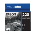 Epson DURABrite Ultra 220 Black Ink Cartridge (T220120)