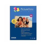 Epson T557 (T5570270) Original PictureMate Ink Cartridge/Paper Combo Print Pack w/100 4 x 6 Sheets