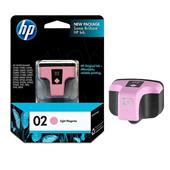 HP 02 Light Magenta Original Ink Print Cartridge (C8775WN)
