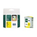 HP 12 Yellow Original Ink Cartridge (C4806A)