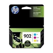 HP 902 (T0A38AN) Color Original Standard Capacity Ink Cartridge Multipack (3 Pack)