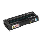 Ricoh 406047 Cyan Remanufactured Toner Cartridge