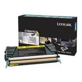Lexmark C746A1YG Yellow Original Return Program Toner Cartridge