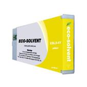 Roland ESL3-4YE Yellow Compatible Eco-Sol MAX High Capacity Ink Cartridge