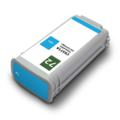 HP 72 Cyan Remanufactured Standard Ink Cartridge (C9398A) (69ml)