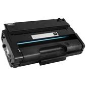 Compatible Black Ricoh 406989 High Yield Toner Cartridge
