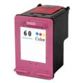 Compatible Color HP 60 Standard Yield Ink Cartridge (Replaces HP CC643WN)