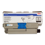 OKI 44469801 Black Original Toner Cartridge