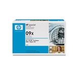 HP LaserJet 09X (C3909X) Black Original High Capacity Print Cartridge with Microfine Toner