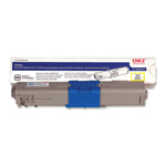 OKI 44469719 Yellow Original High Capacity Toner Cartridge