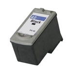 Compatible Black Canon PG-40 Ink Cartridge (Replaces Canon 0615B006)