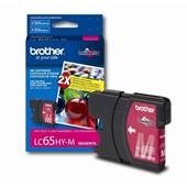 Brother LC65 Original Magenta High Yield Ink Cartridge