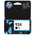 HP 934 Black Original Standard Capacity Ink Cartridge (C2P19AN)