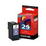 Lexmark No. 29A (18C1529) Color Original Print Cartridge