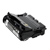 Compatible Black Lexmark 12A5745 High Yield Toner Cartridge