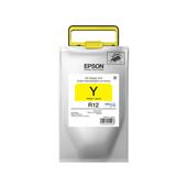 Epson R12 Yellow Original Standard Capacity Ink Pack (TR12420)