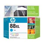 HP 88XL Cyan Original Ink Cartridge with Vivera Ink (C9391AN)