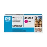 HP Color LaserJet Q2683A Magenta Original Print Cartridge with Smart Printing Technology