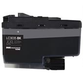 Compatible Black Brother LC3035BK High Yield Ink Cartridge