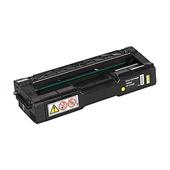 Ricoh 406044 Yellow Remanufactured Toner Cartridge