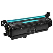 HP 201X Cyan Remanufactured High Capacity Toner Cartridge (CF401X)