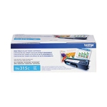 Brother TN315 Cyan Original Toner Cartridge