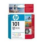 HP 101 Blue Photo Original Inkjet Print Cartridge (C9365AN)