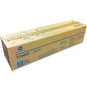 Konica Minolta TN613 Cyan Original Toner Cartridge (A0TM430)