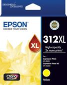 Epson 312XL (T312XL420) Yellow Original High Capacity Ink Cartridge