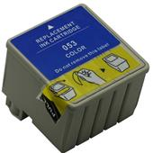 Epson S020138 Color Remanufactured Ink Cartridge