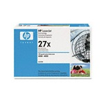 HP LaserJet 27X (C4127X) Black Original High Capacity Print Cartridge with Ultraprecise Technology