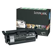 Lexmark T650A11A (T650H21A) Black Original High Yield  Return Program Laser Toner Cartridge