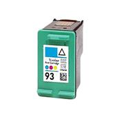 HP 93 TriColor Remanufactured Inkjet Print Cartridge (C9361WN)