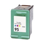 HP 95 TriColor Remanufactured Printer Ink Cartridge (C8766WN)