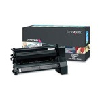 Lexmark C7700MH Original Magenta High Yield Return Program Laser Toner Cartridge