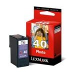 Lexmark No. 40 (18Y0340) Photo Original Print Cartridge