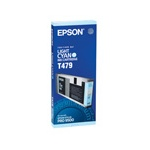 Epson T479(T479011) Original Light Cyan Ink Cartridge
