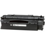 Compatible Black HP 53A Micr Toner Cartridge (Replaces HP Q7553AMICR)