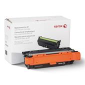 Xerox Premium Replacement Black Standard Capacity Toner Cartridge for HP 504A (CE250A)