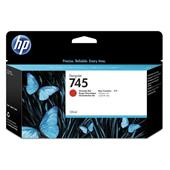 HP 745 (F9K00A) Chromatic Red Original Standard Capacity Ink Cartridge