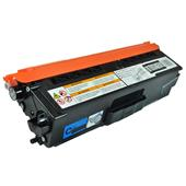 Compatible Cyan Brother TN331C Standard Yield Toner Cartridge