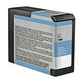 Epson T580500 (T5805) Light Cyan Remanufactured Ink Cartridge
