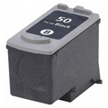 Canon PG-50 Black High Capacity Remanufactured Ink Cartridge