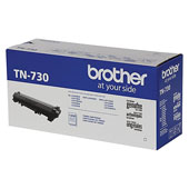 Brother TN730 Original Black Standard Capacity Toner Cartridge